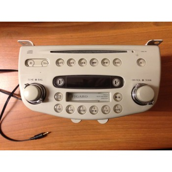 Originele upgrade Radio/CD -MP3 Nissan Figaro
